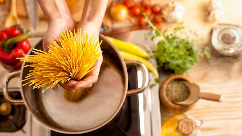 L'astuce des italiens pour cuire les pâtes à la perfection