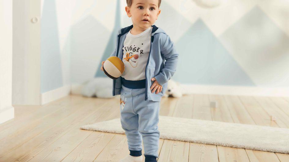 Disney Baby : une collection pour bébés à tout petits prix arrive chez Lidl !