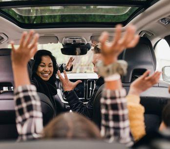 Viaggi in auto: giochi da fare in macchina per bambini