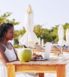 Neuer Reisetrend Workation: Der perfekte Mix aus Arbeit und Urlaub