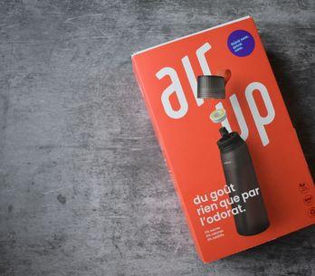 Air Up : on a testé cette gourde qui vous promet le plaisir d'une boisson aromat