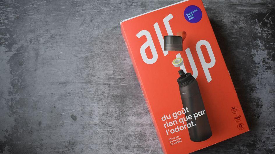 Air Up : on a testé cette gourde qui vous promet le plaisir d'une boisson aromatisée simplement avec de l'eau