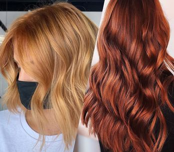 Cheveux roux : quel balayage adopter pour illuminer sa chevelure ?