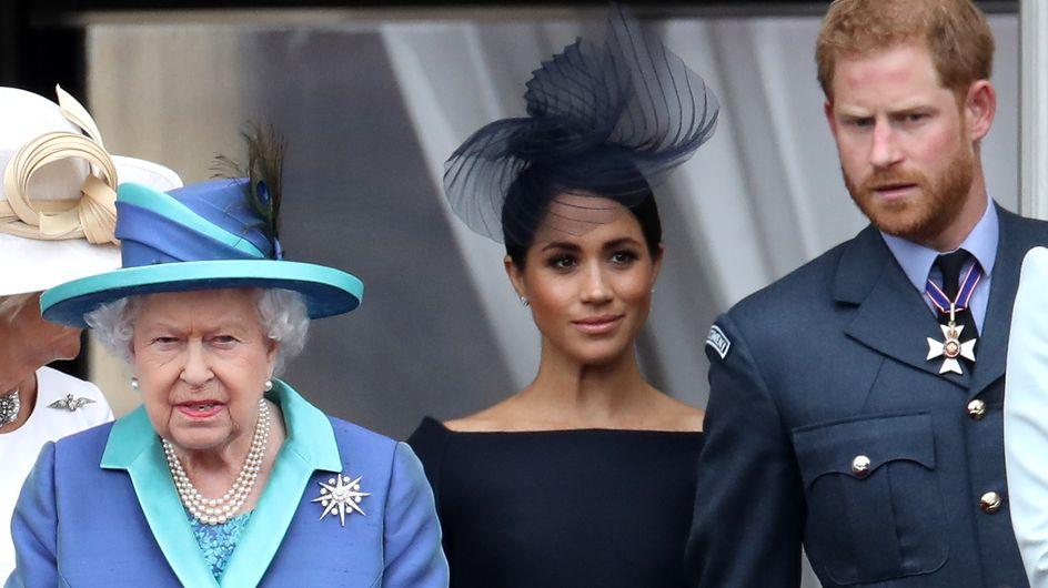 Nach dem Interview: Queen äußert sich zu Harry und Meghan