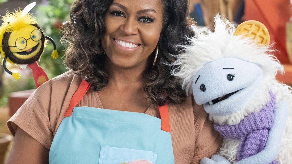 Waffle + Mochi : la nouvelle émission culinaire de Michelle Obama sur Netflix !
