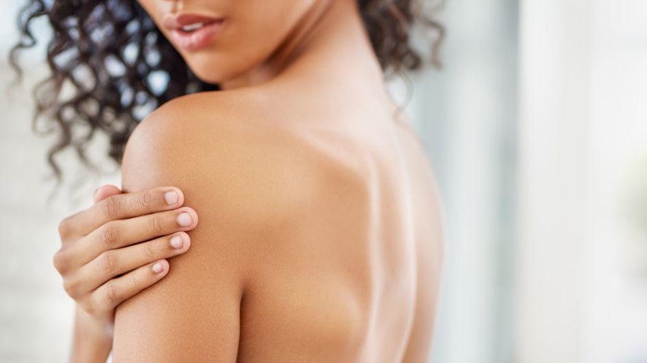 Reibeisenhaut loswerden: Diese Tipps und Produkte helfen