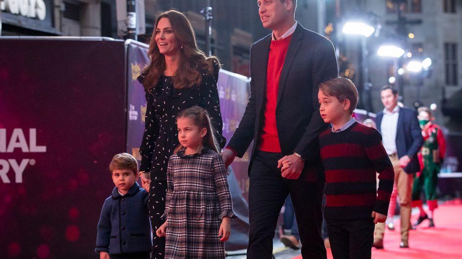 Grußkarten für Lady Di: Rührende Aktion der Royal-Kids