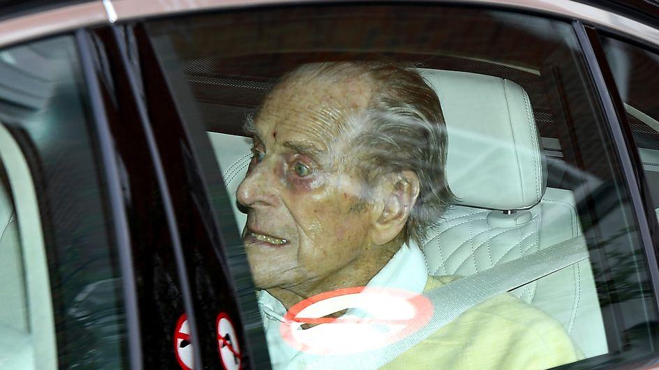Nach Herz-OP: Prinz Philip aus dem Krankenhaus entlassen