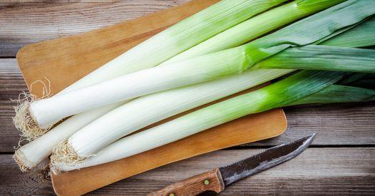 anti-gaspi : ne jetez plus le vert des poireaux !