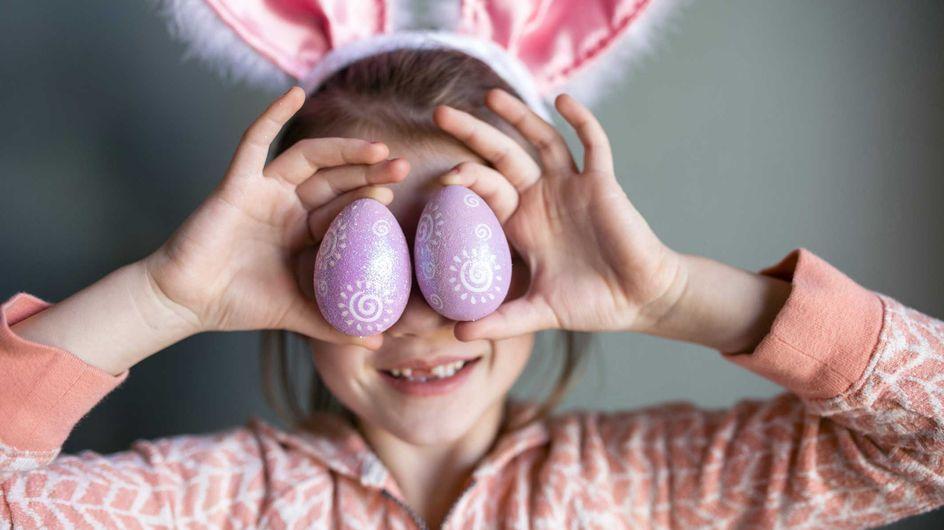 Kleine Ostergeschenke: Damit macht der Osterhase Kinder glücklich