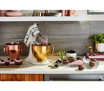 Bon plan KitchenAid : -30% sur le robot pâtissier Classic 5K45SSEWH