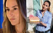 Vanessa Demouy nous dévoile en exclusivité la recette du gâteau qu'elle a imagin