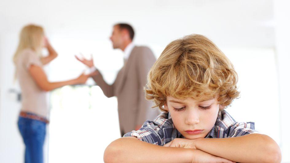 Genitori separati e figli: 8 regole per non farli soffrire