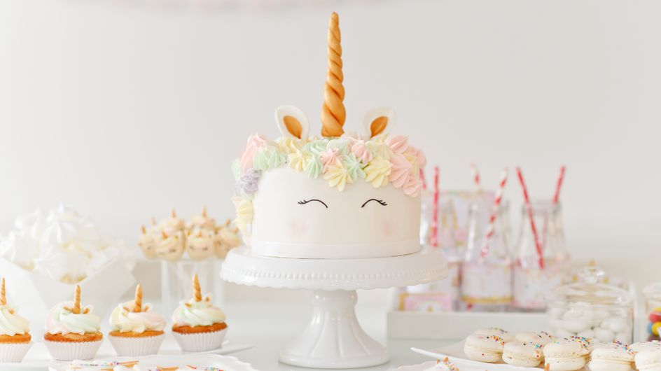 Top du matériel pour une super fête d'anniversaire licorne