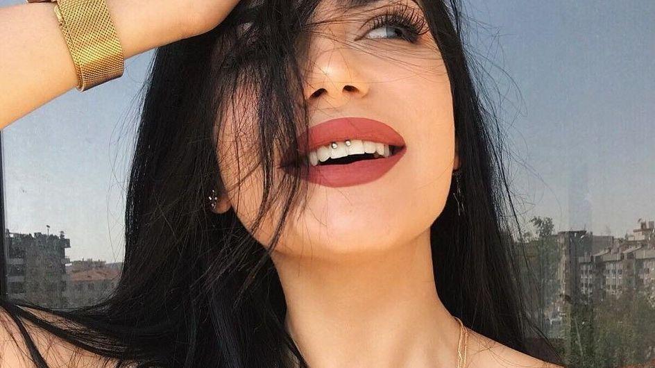 Piercing smiley : ce bijou labial qui nous donne le smile