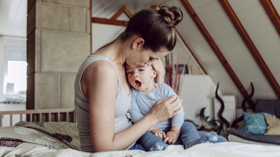 Hilfe, mein Baby schläft nicht! Ursachen und hilfreiche Tipps
