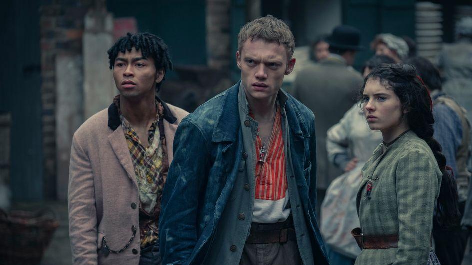 """""""Les Irréguliers de Baker Street"""" : pourquoi cette série délicieusement régressive est le futur carton Netflix"""