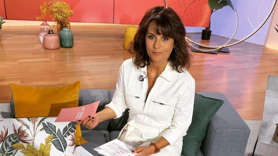 « J'embarquais mes enfants dans mes noirceurs » : Faustine Bollaert, maman angoissée à cause de son émission