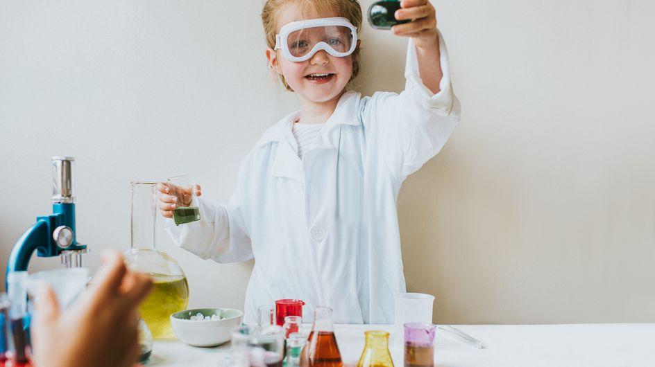 5 expériences scientifiques à faire à la maison (0% danger, 100% fun)