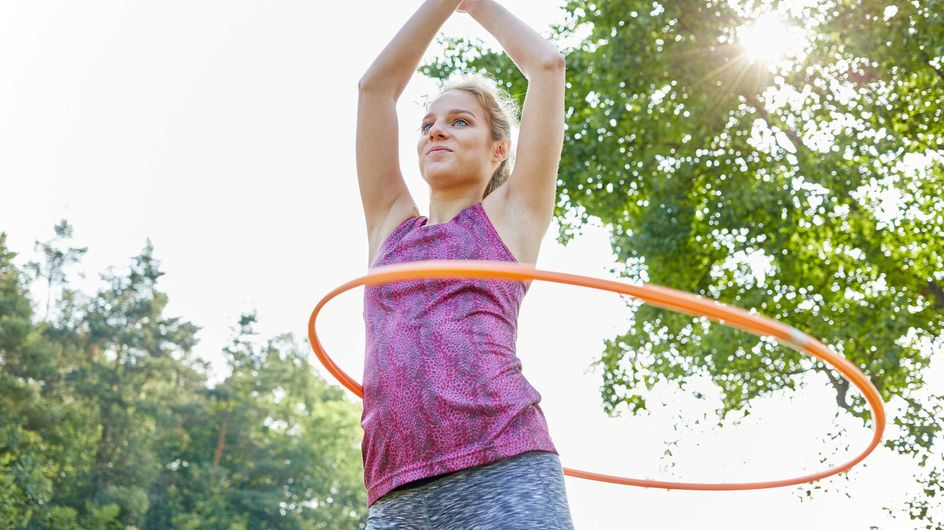 Smart-Hula-Hoop: Die perfekte Alternative für Hula-Anfänger