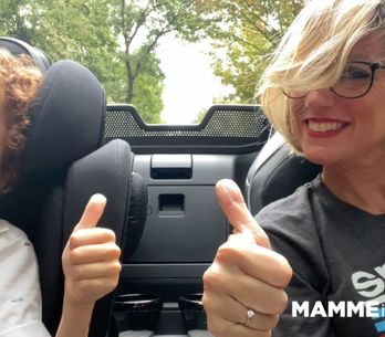 Bambini in auto: gli errori più frequenti
