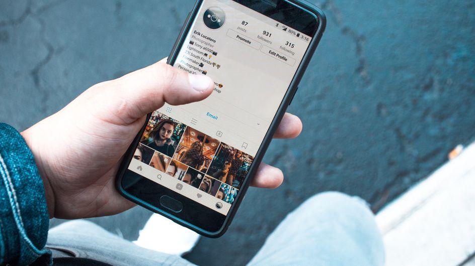 """""""Instagram for kids"""" : bientôt une version pour enfant ?"""