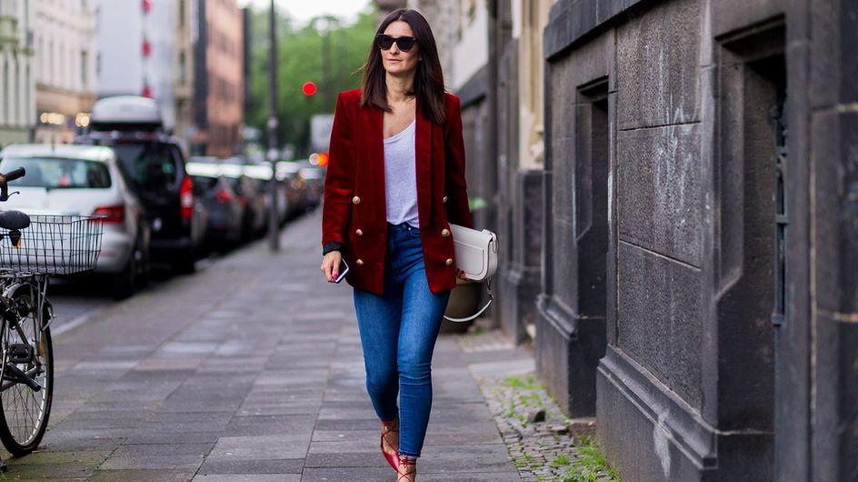 TikTok-Debatte: Sind Skinny Jeans wirklich out?