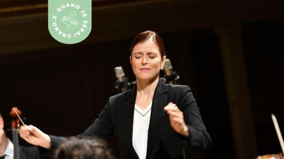 « J'ai réalisé que le fait d'être une femme a ralenti mon parcours » : Debora Waldman, première femme directrice d'orchestre de France