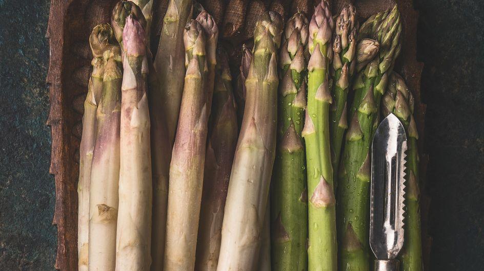 Comment cuire et cuisiner les asperges ?