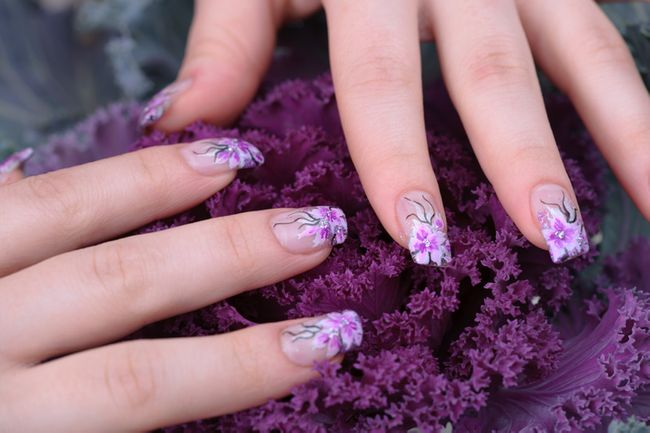 Ricostruzione unghie: nail art