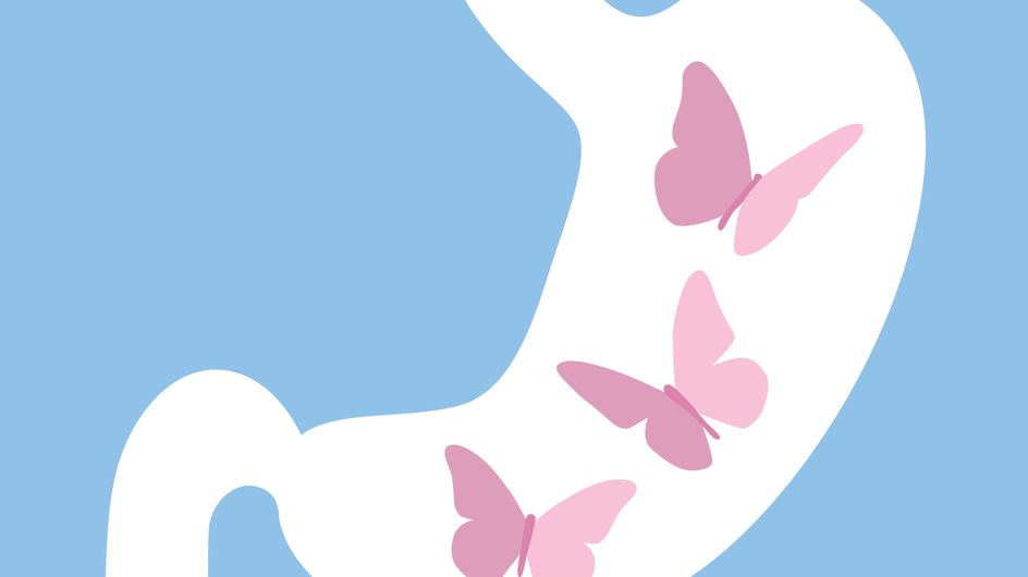 Farfalle nello stomaco: una sensazione che proviamo tutti prima o poi