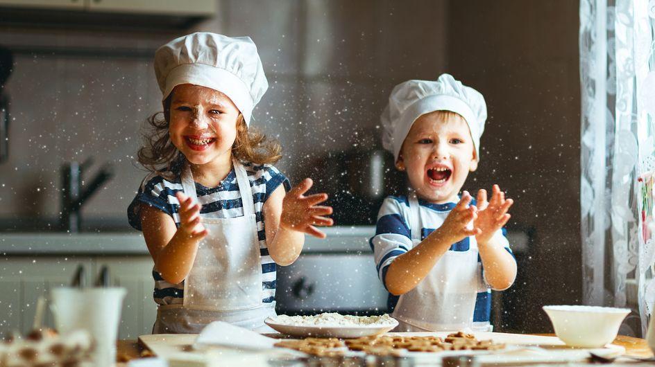 Cuisine en famille : notre sélection de tabliers pour les enfants