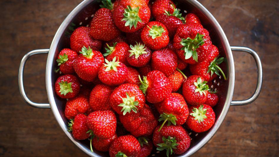Anti-gaspi : ne jetez plus vos queues de fraises !
