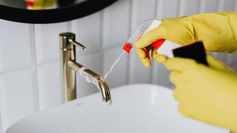 5 choses que vous ne devriez jamais nettoyer avec du vinaigre blanc