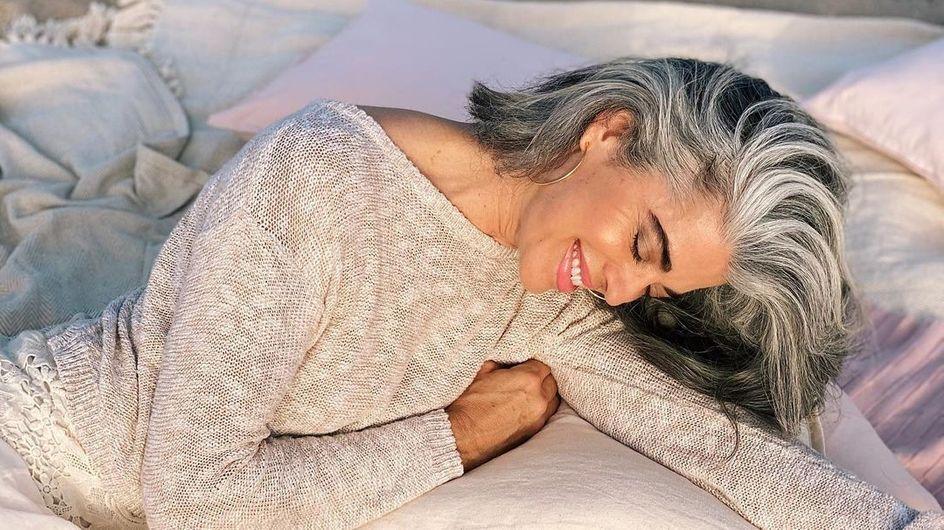 Grey blending : la technique de coloration idéale pour sublimer ses cheveux blancs