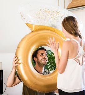 Proposta di matrimonio: le idee originali per farle dire sì