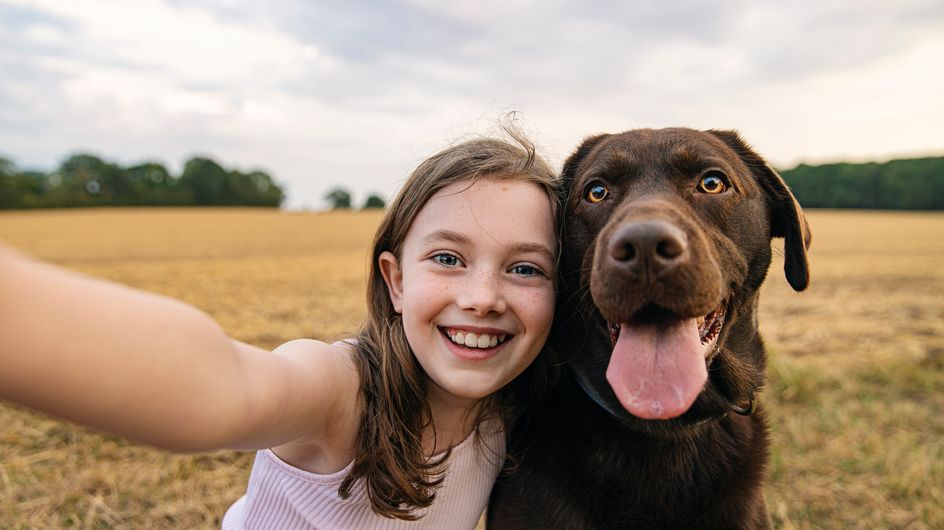 Cani per bambini: ecco le razze più adatte per le famiglie