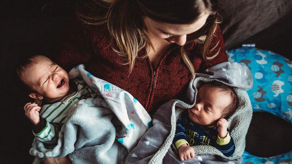 5 Dinge, die ihr über eine Zwillings-Schwangerschaft wissen solltet