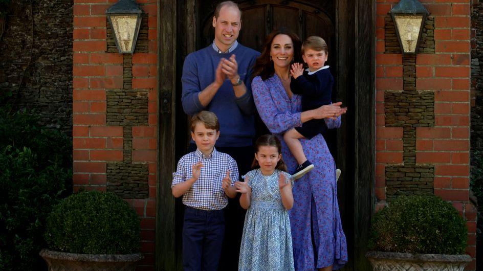 Prinz Louis: Herzogin Kate teilt zuckersüßes Geburtstagsfoto