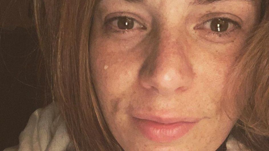 """""""Pourquoi je pleure ?"""" Les confidences douloureuses de la comédienne Davina Vigné sur son post partum"""