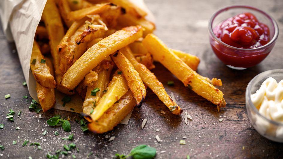 Ces astuces pour conserver des frites chaudes et croustillantes