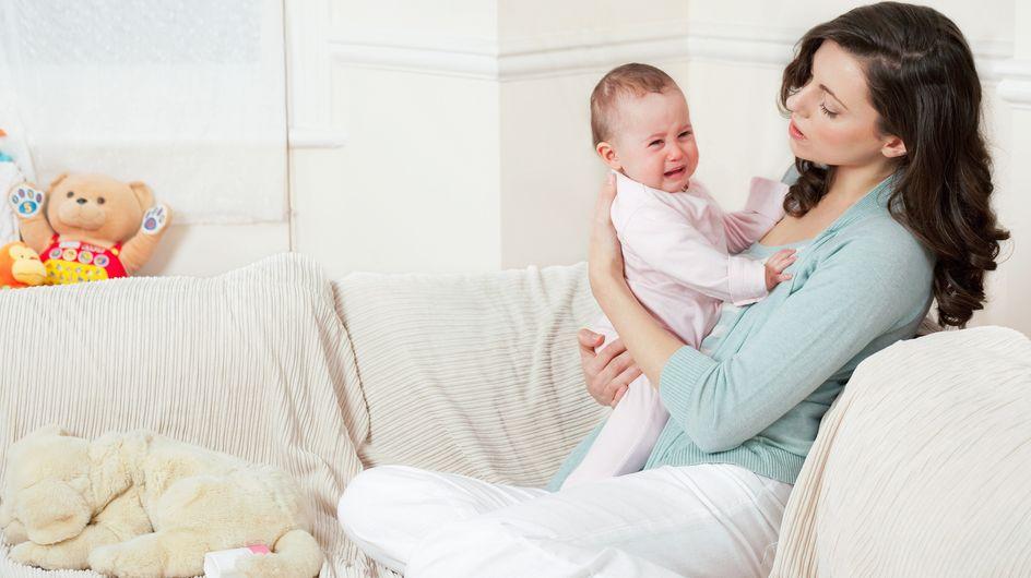 Angoisse de la séparation : Comment aider bébé à la surmonter ?