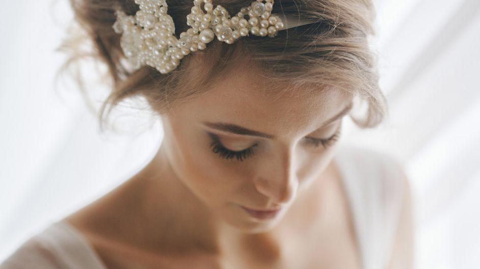 Haarschmuck für die Hochzeit: Tolle Accessoires für deine Brautfrisur