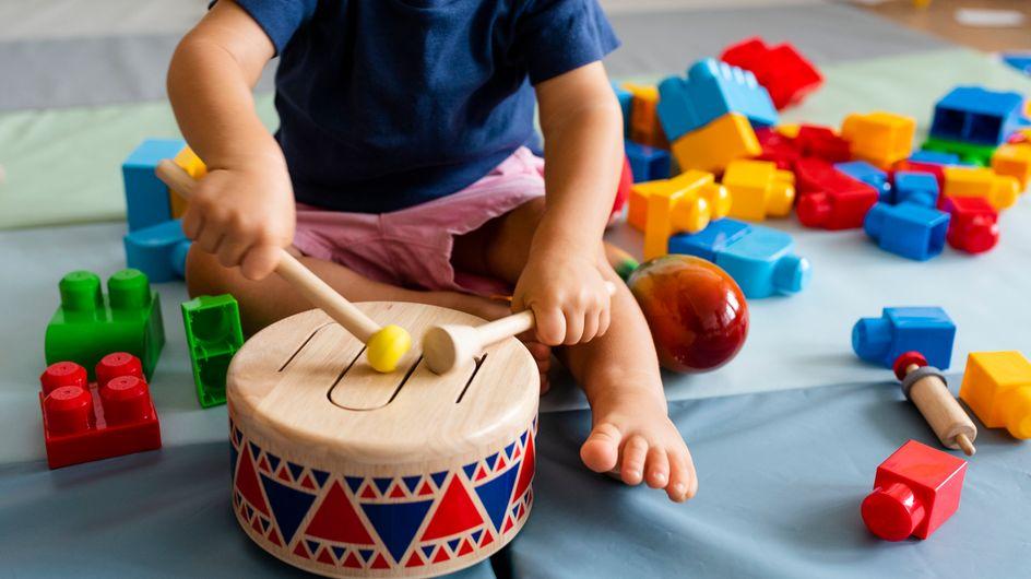 Notre sélection d'instruments de musique pour enfant