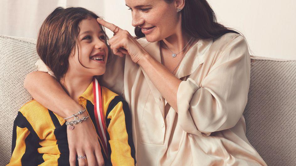 Un bijou personnalisé pour ma maman ? C'est possible grâce à Pandora