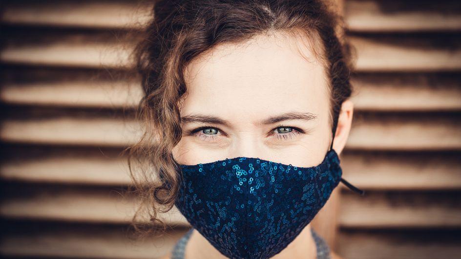 Mariage : 6 jolis masques à porter pour une cérémonie sans coronavirus
