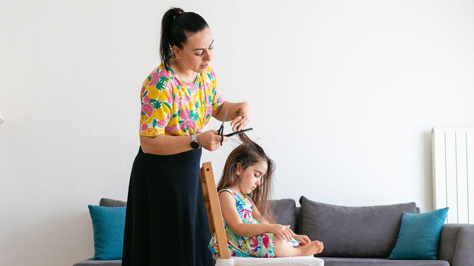 Taglio capelli bambina: gli step da seguire ed i modelli a cui ispirarsi