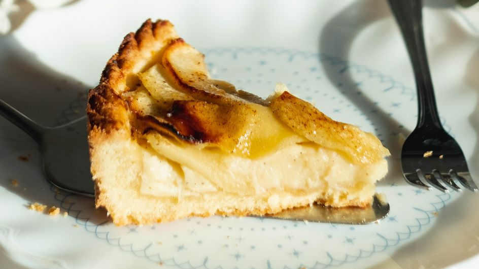 Apfelrahmkuchen: Himmlisches Rezept mit Mandelblättchen