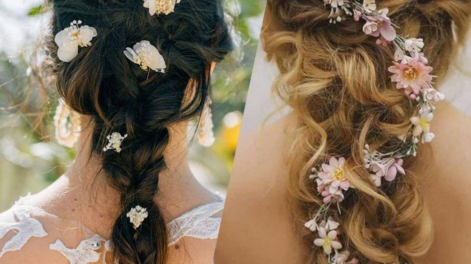 Flower braid : la tresse fleurie parfaite pour le printemps !