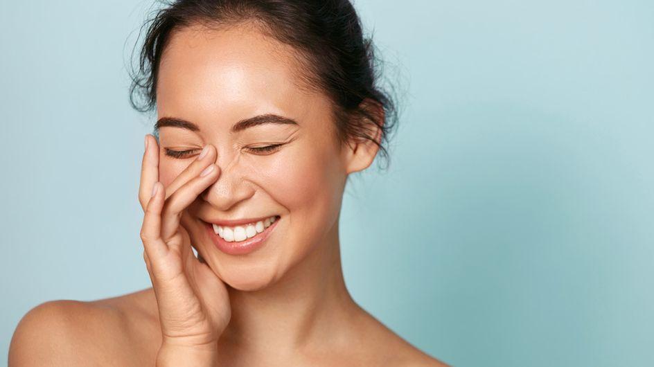 Nasolabialfalte: Mit diesen 6 Methoden kannst du sie loswerden